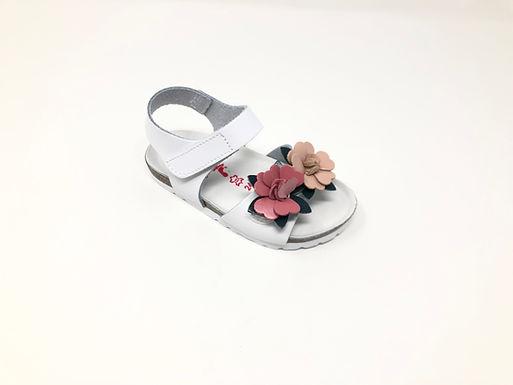 Sandalo Bio da bambina BioNatura (1019I)