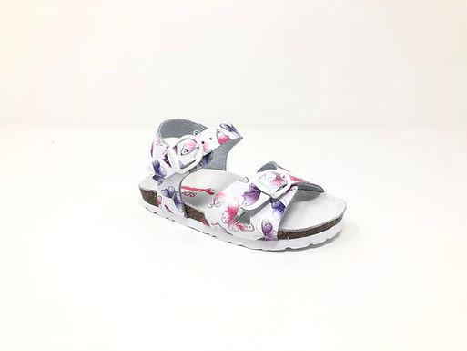 Sandalo Bio da bambina BioNatura (1005-FLY)