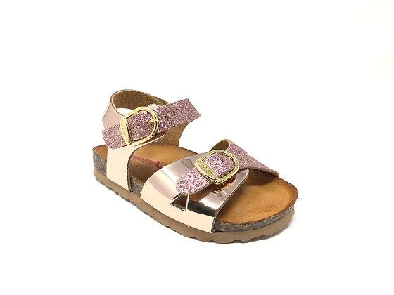Sandalo Bio da bambina BioNatura (1005-cipr)