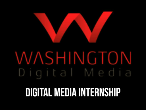 DIGITAL MEDIA INTERNSHIP