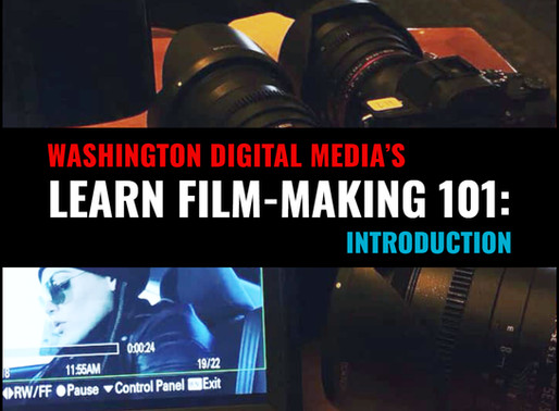🎥 LEARN FILM-MAKING 101: Introduction 🎥