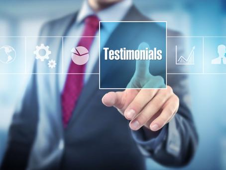 The Power of Video Testimonials & Talking Head Formats