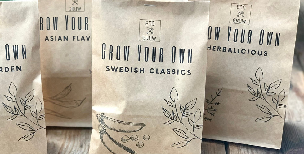 GROW YOUR OWN SWEDISH CLASSICS