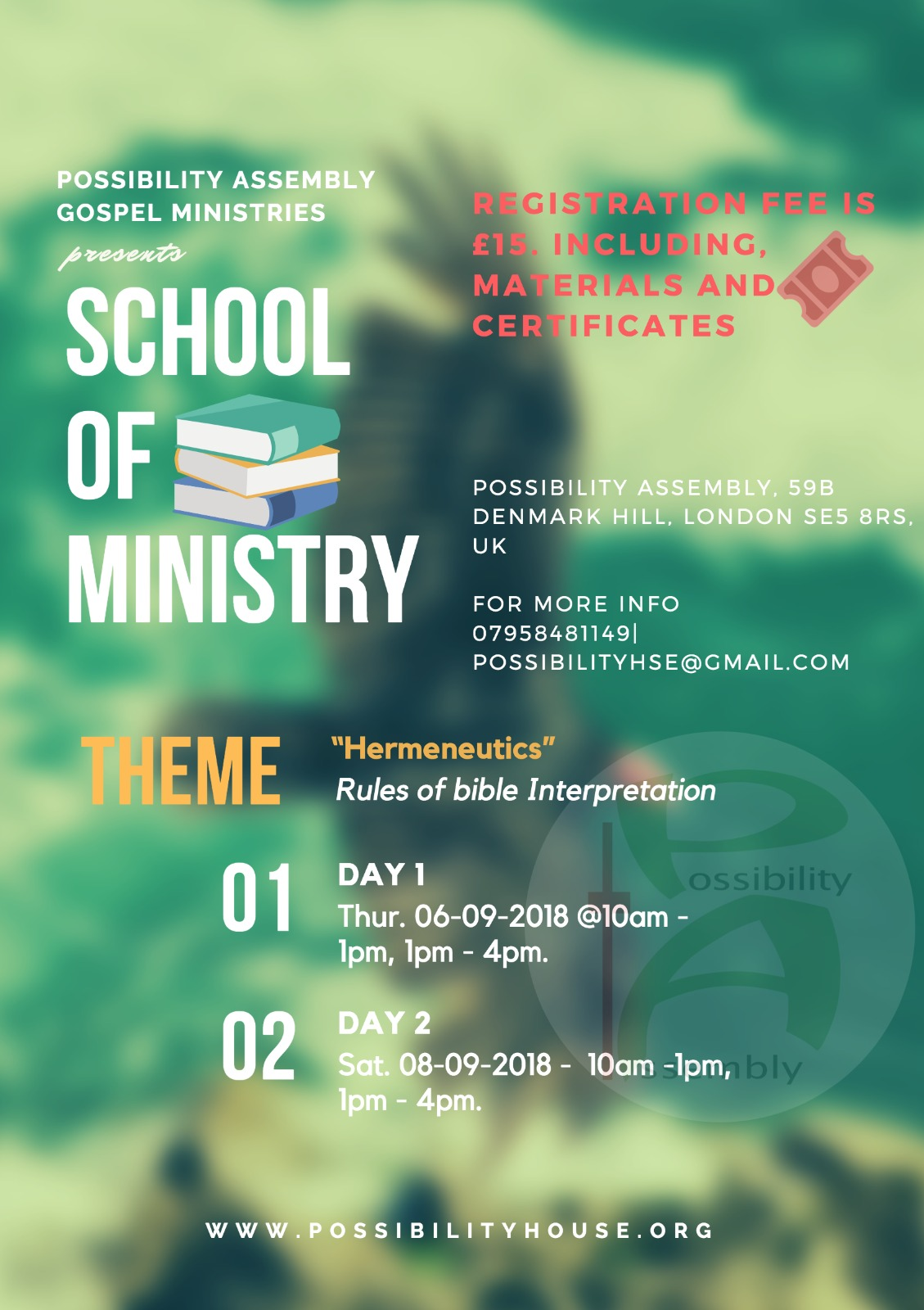 pentecostal rules and regulations