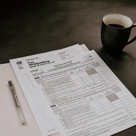 5 consejos al hacer tu declaración de impuestos