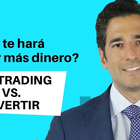 Day Trading o invertir a largo plazo. ¿En dónde debes poner tu dinero?