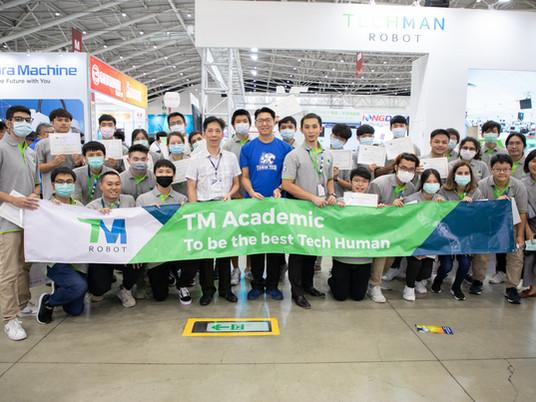 【EdTech特色辦學】智慧機械產學接軌計畫!達明機器人與台科大打造學生就業即戰力