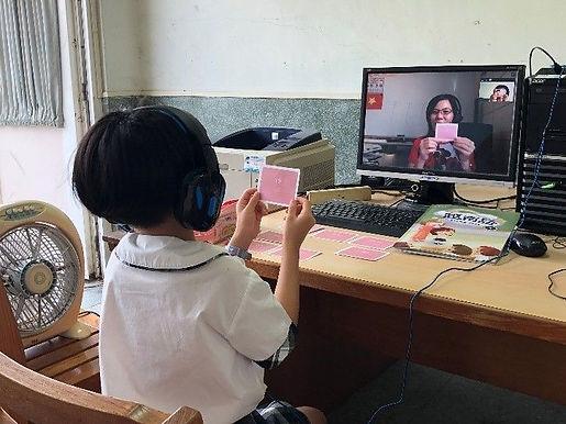 全球首創「新住民語文納入正式課程」,遠距教學全助攻!