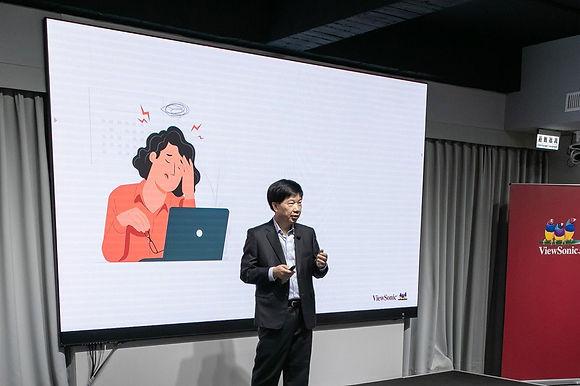 【校園超部署】疫後新常態教學 ViewSonic 全球首發 163吋LED顯示器