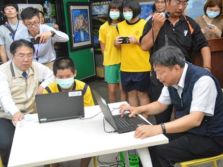 【EdTech助偏鄉】微軟 X 新思 助臺南偏鄉程式教育