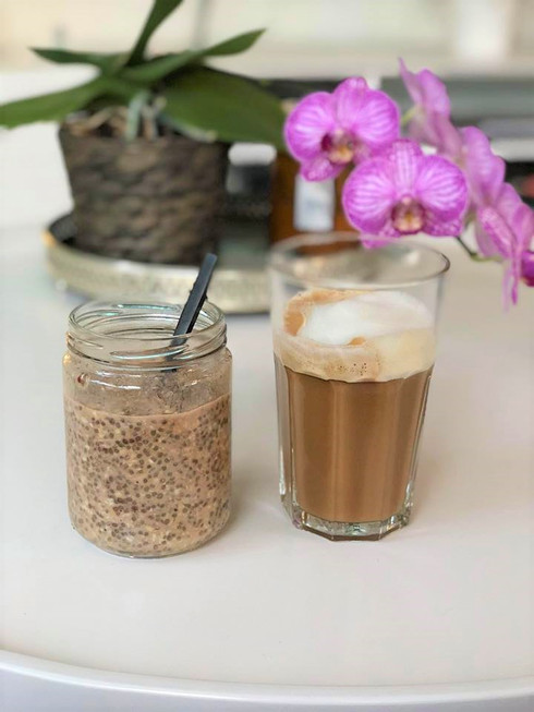 Hildur - Overnight oats
