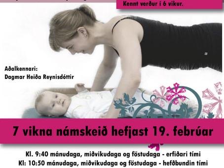 Hildur - Þyngdaraukning á meðgöngu