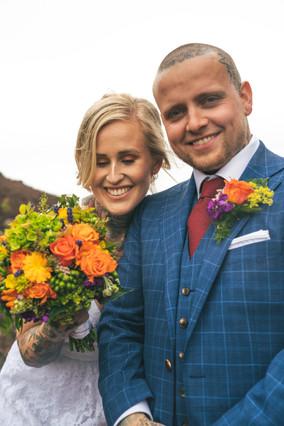 Mr. & Mrs. Hroði wedding