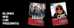 Blokes and CHIC Programs