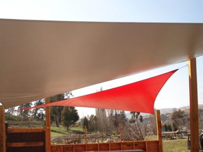 Sun Shades and shade sails