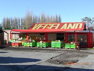 Vegeland, Christchurch