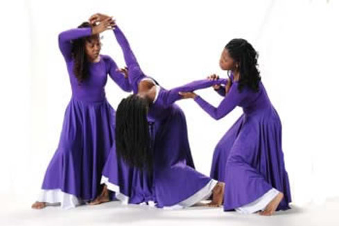 Week #4 Liturgical Dance (Praise Dance)