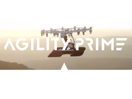 New Partnership with Agility Prime & US Air Force
