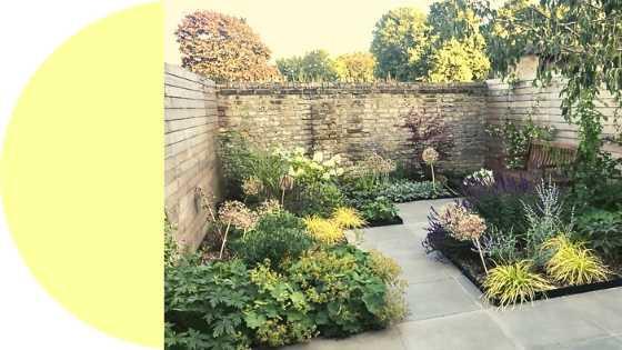 Wanstead Garden Design by Tessa Chrichton-Miller
