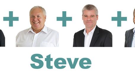 The 4 Steve's