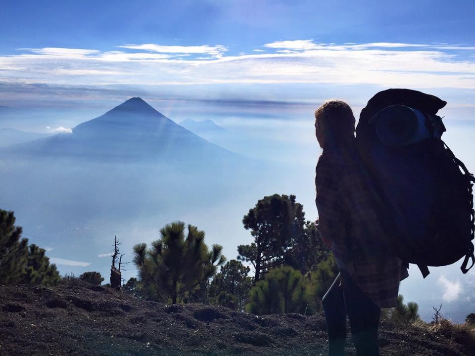 Mt. Acatenango, Guatemala