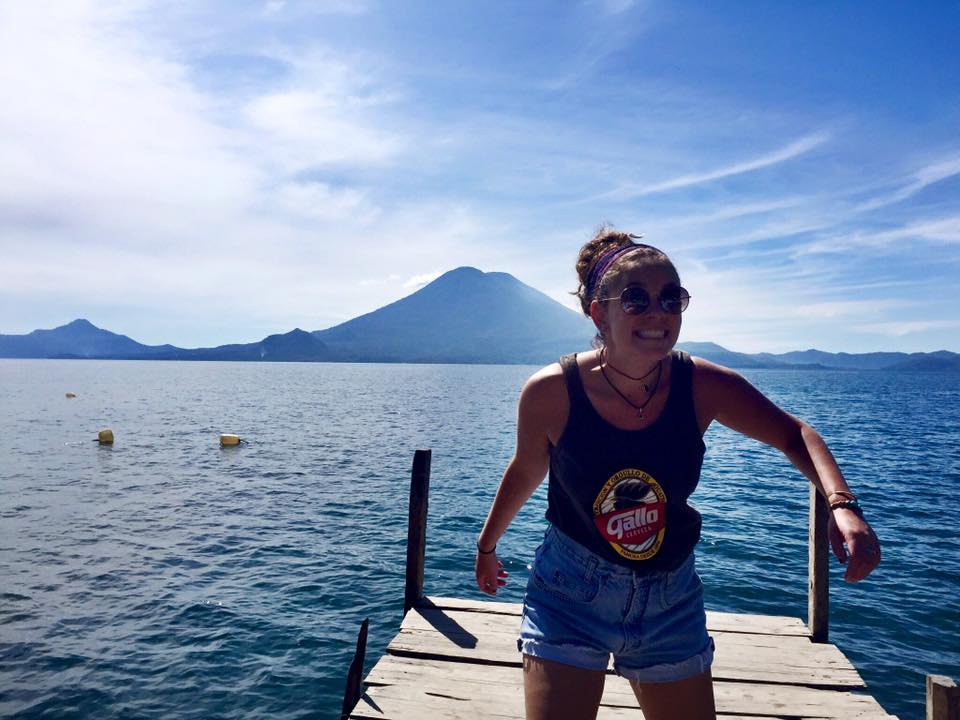 Lake Atilan, Guatemala