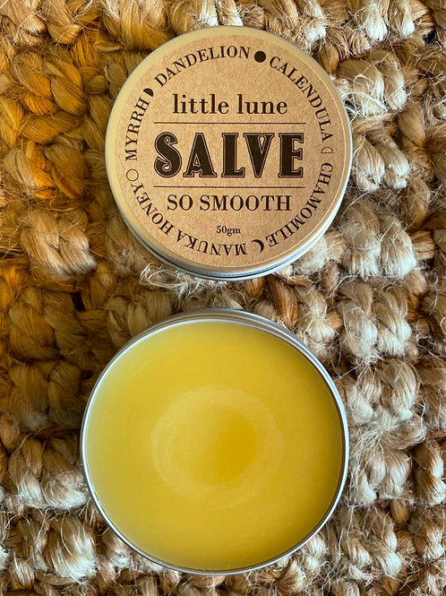 Perfectly Imperfect Salve