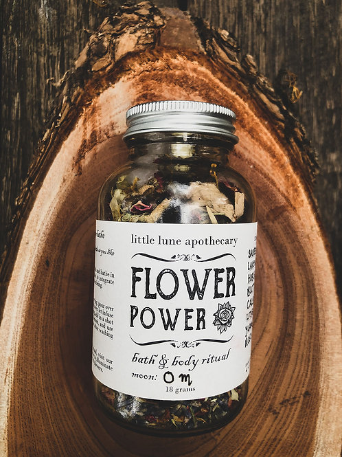Flower Power Bath & Body Ritual