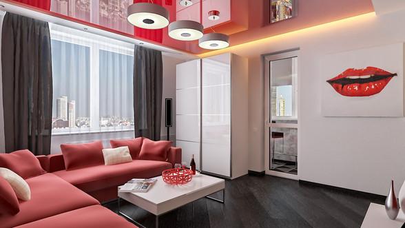 Дизайн ремонт квартриры