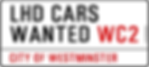 LHD Cars Wanted logo
