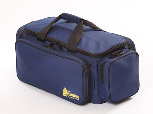 """ASE"" Range Bag Navy Blue"