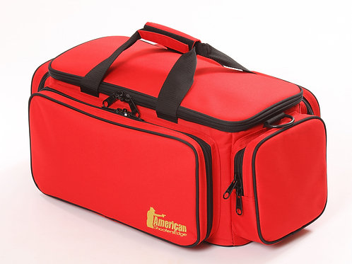 """ASE"" Range Bag Red"