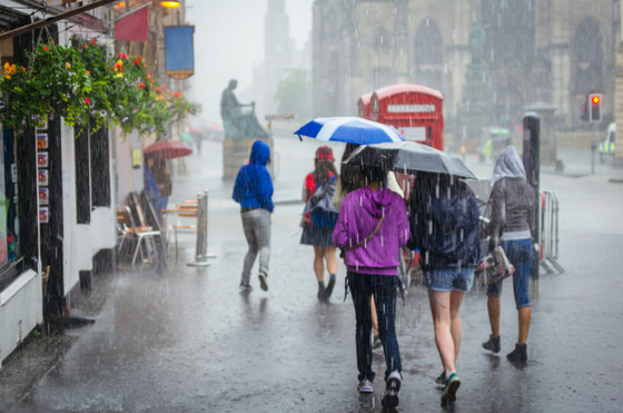 Rainy season 梅雨