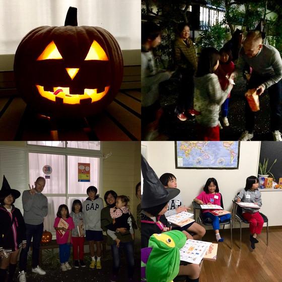 Happy Halloween @3R English!