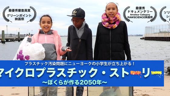 お勧め情報:『マイクロプラスティック・ストーリー~ぼくらが作る2050年』上映&お話会@葉山・平野邸(オンライン)