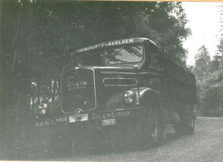 Transport Vuylsteke oud 45