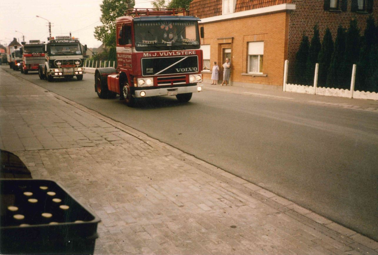 Transport Vuylsteke oud 14