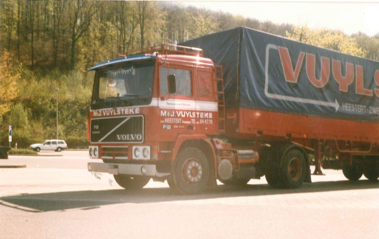 Transport Vuylsteke oud 15