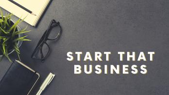 Launch a Start-Up