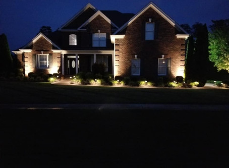 Improve your Outdoor Experience with Landscape Lighting