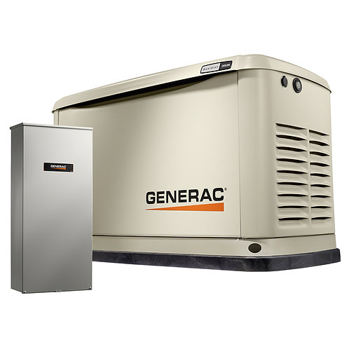 20KW Generac Stand Alone Generator with Auto Transfer Switch