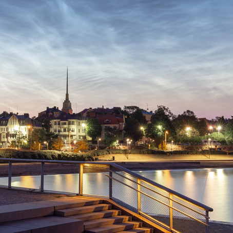 Helsingin kaupunginosien esittely: Eira, Vanha-Herttoniemi ja Laajasalo