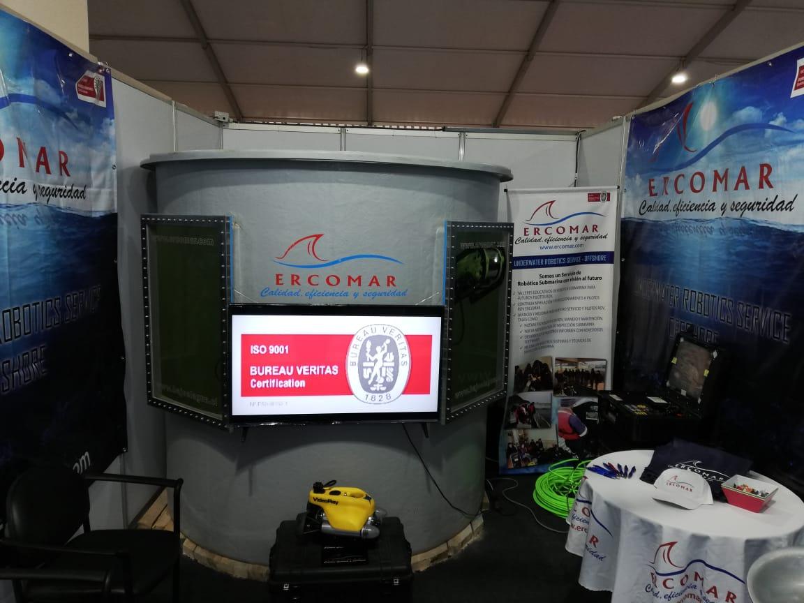 Ercomar Feria Aqua 2