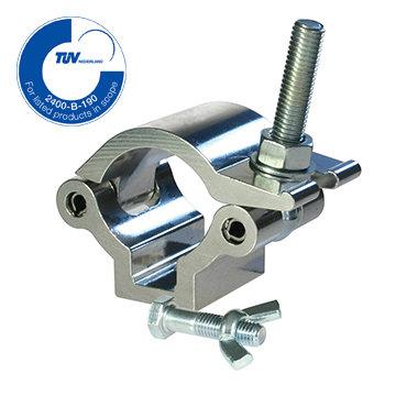 Lightweight hook clamp