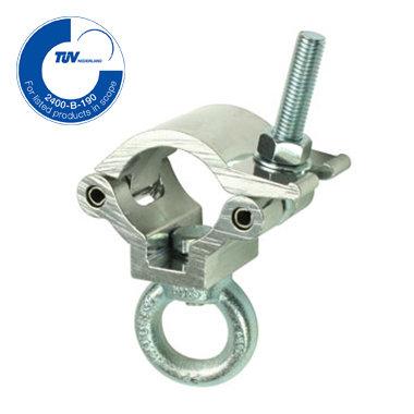 Lightweight hanging clamp