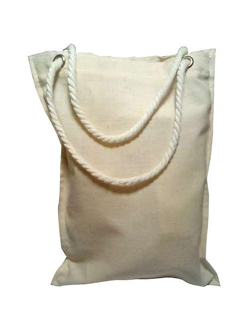 Bolsa Cordón Algodón 16x22cm