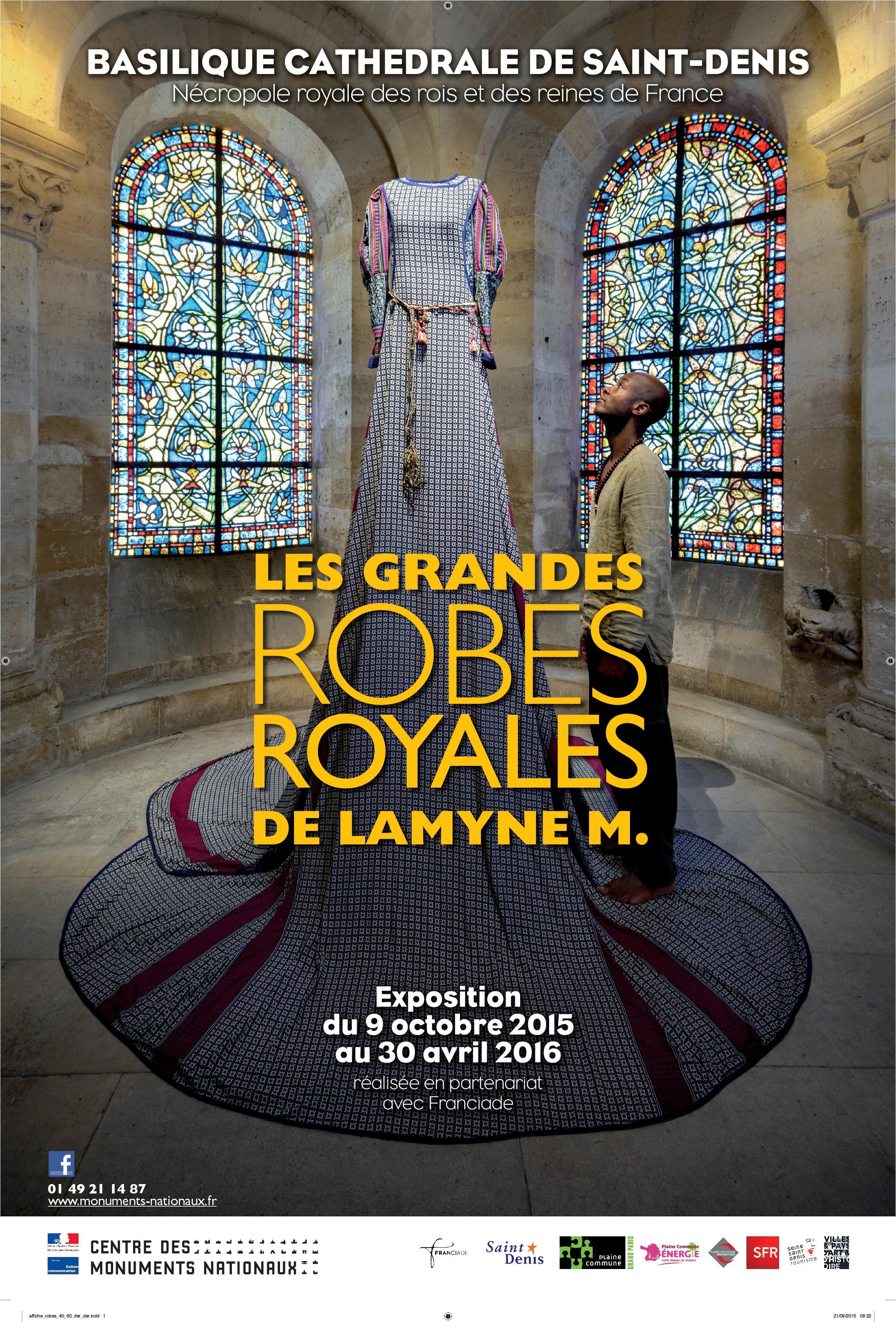 Les Grandes Robes Royales - Basilique de Saint-Denis