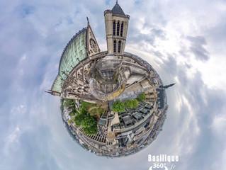La basilique Saint-Denis à portée de clic ! Laissez-vous guider 😉