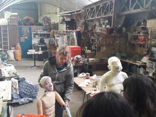 A nous la basilique à la découverte des ateliers de la Briche !
