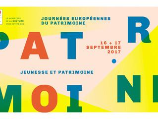 Agenda Franciade des journées du patrimoine // Vendredi 15 et samedi 16 septembre